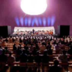 Ark Nova Concert Hall - Interior