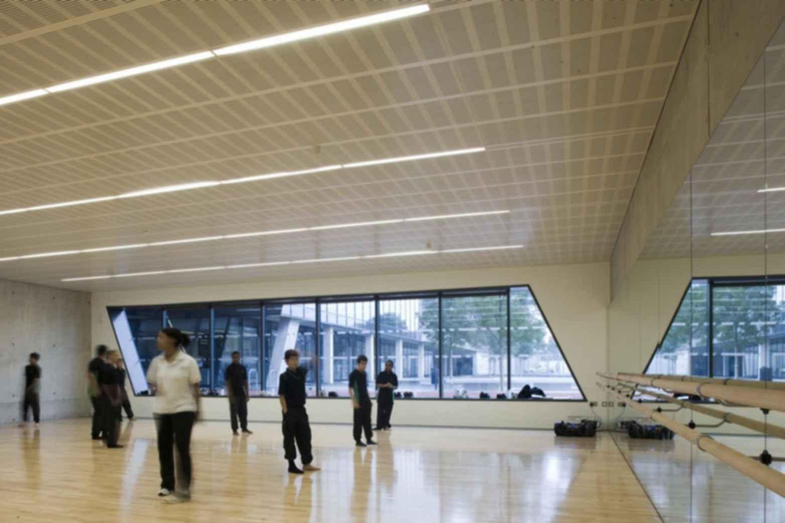 Evelyn Grace Academy - Interior