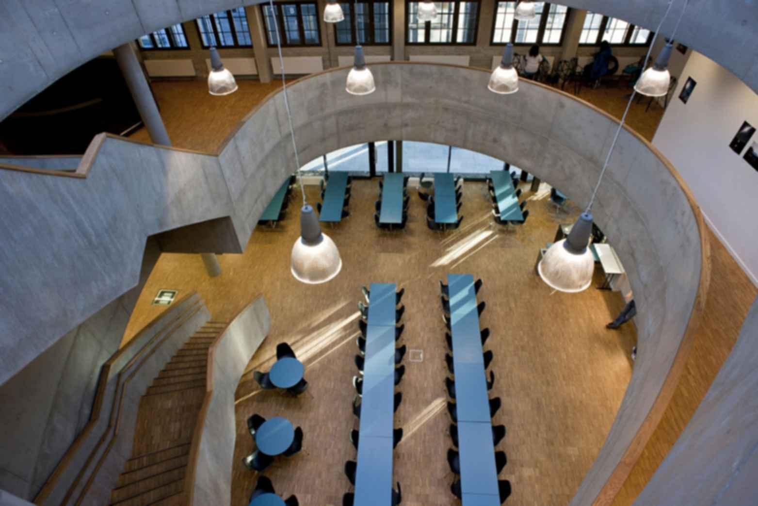 Fyrstikkalleen School (F21) - Interior