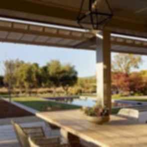 Vineyard Retreat - Outdoor Area View