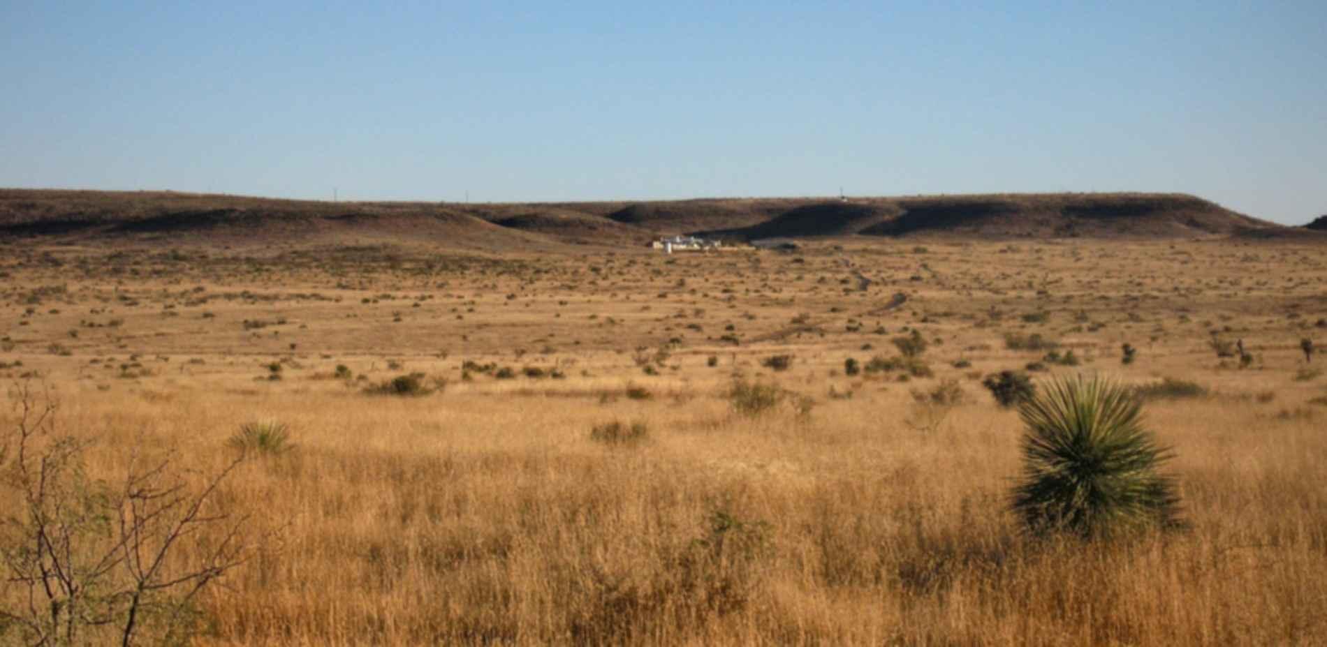 West Texas Ranch - Landscape
