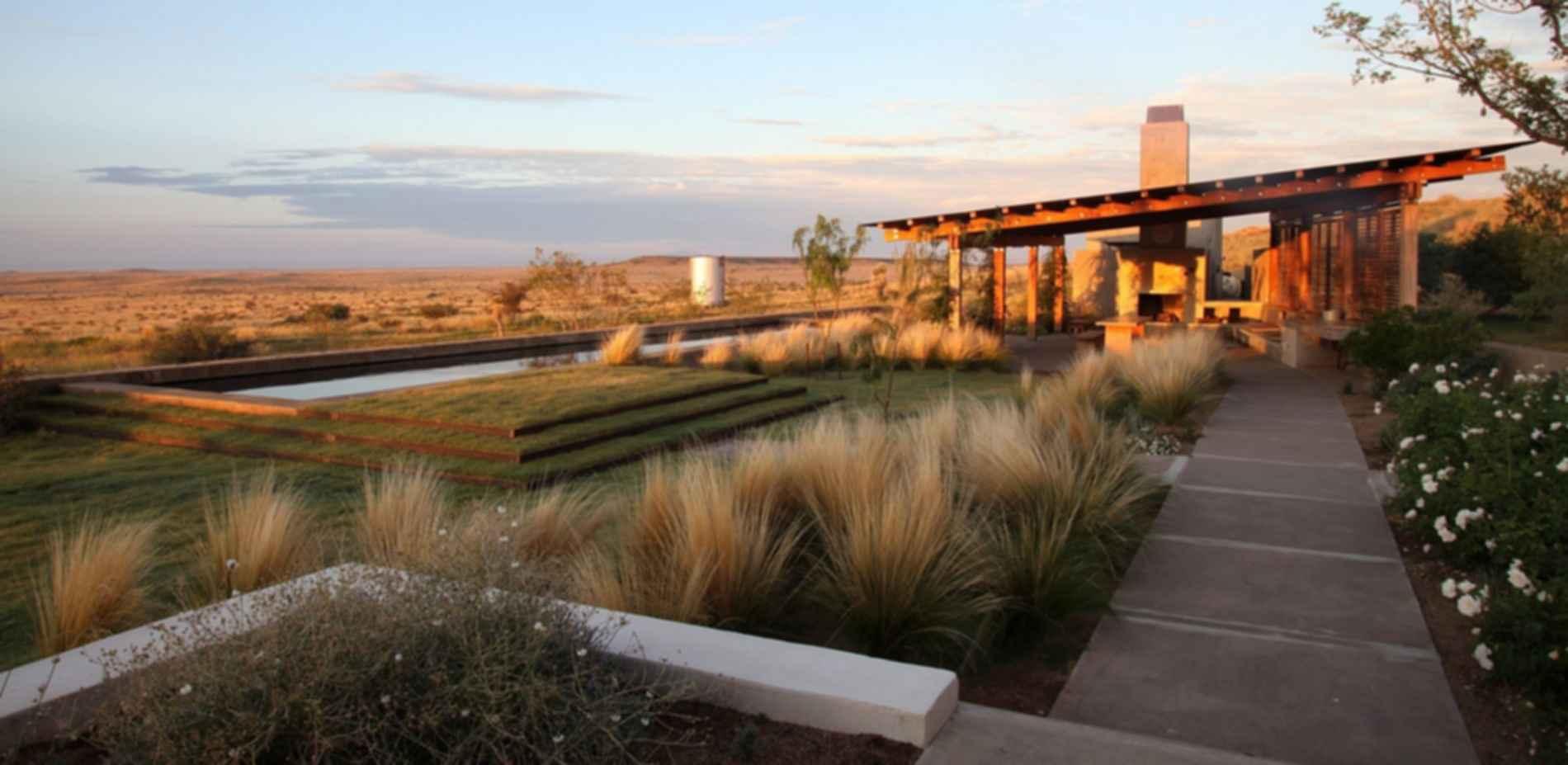 West Texas Ranch - Outdoor Area/Walkway
