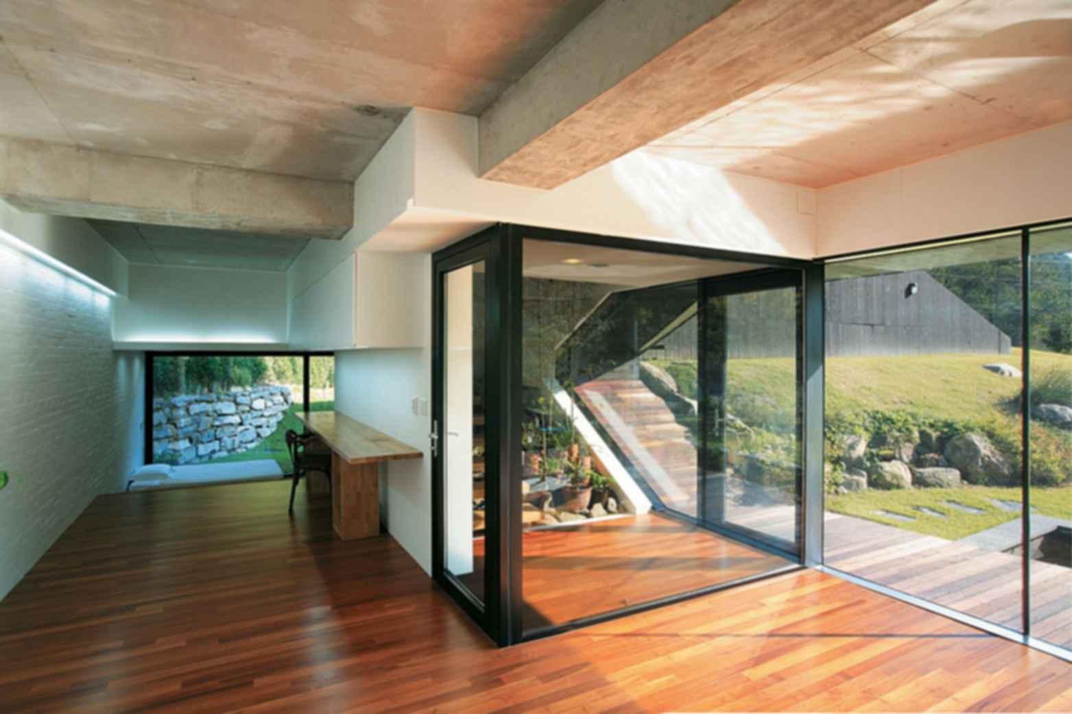 Vila Topoject - Interior