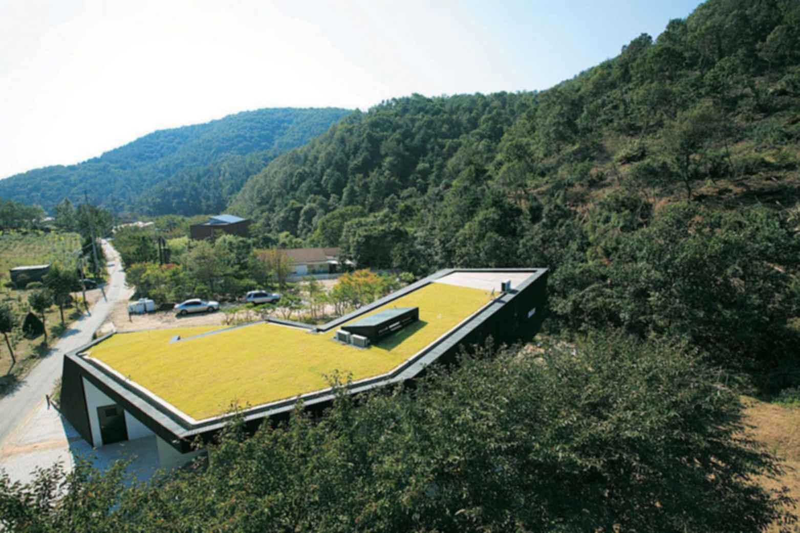 Vila Topoject - Exterior/Roof
