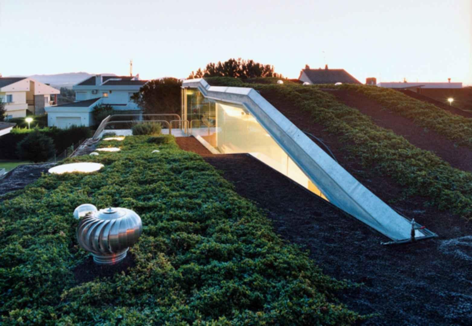 Villa Bio - Roof