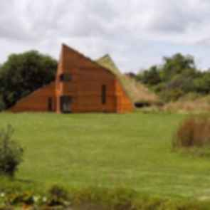 Welham Studios - Exterior/Lawn