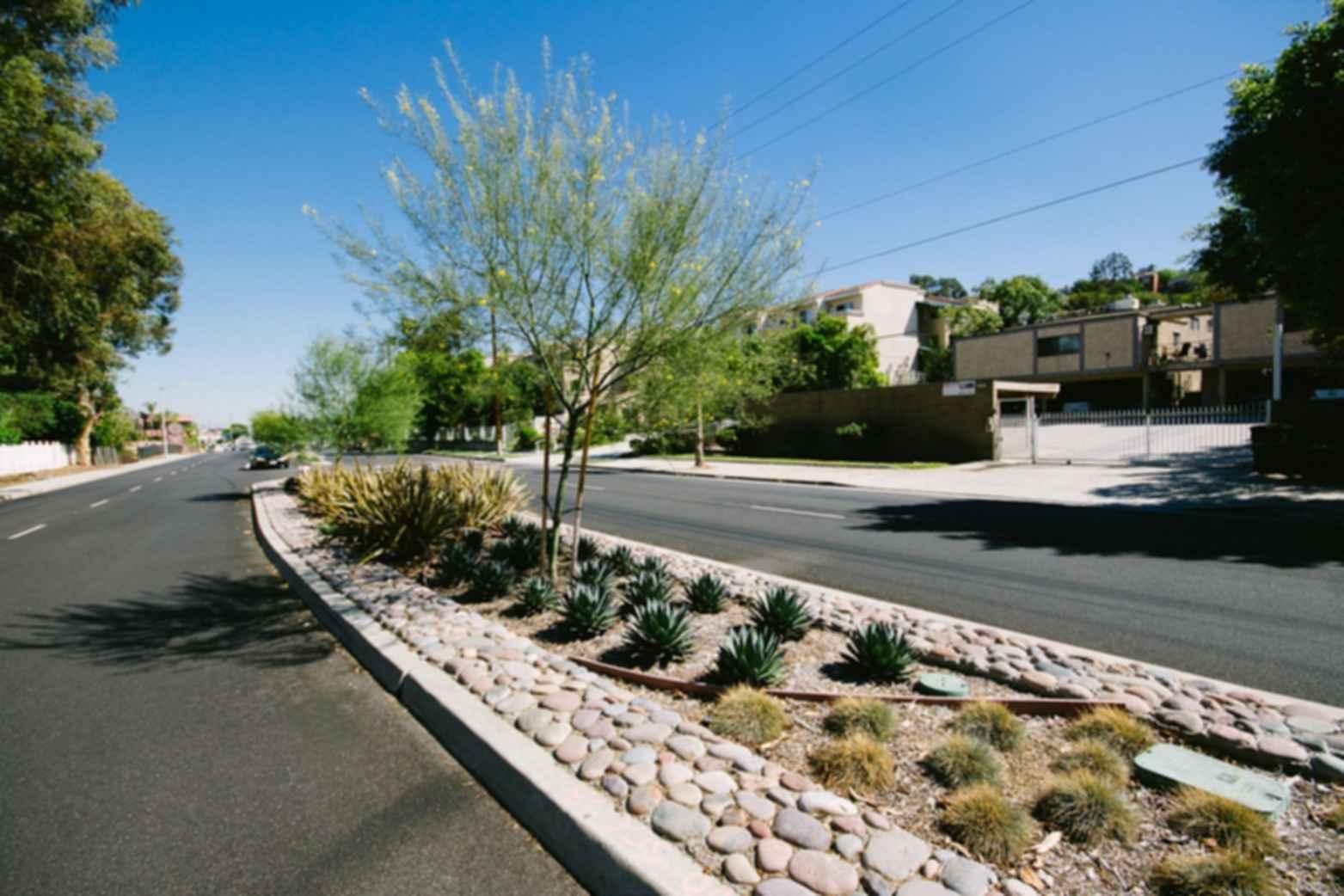 Public Spaces - Road