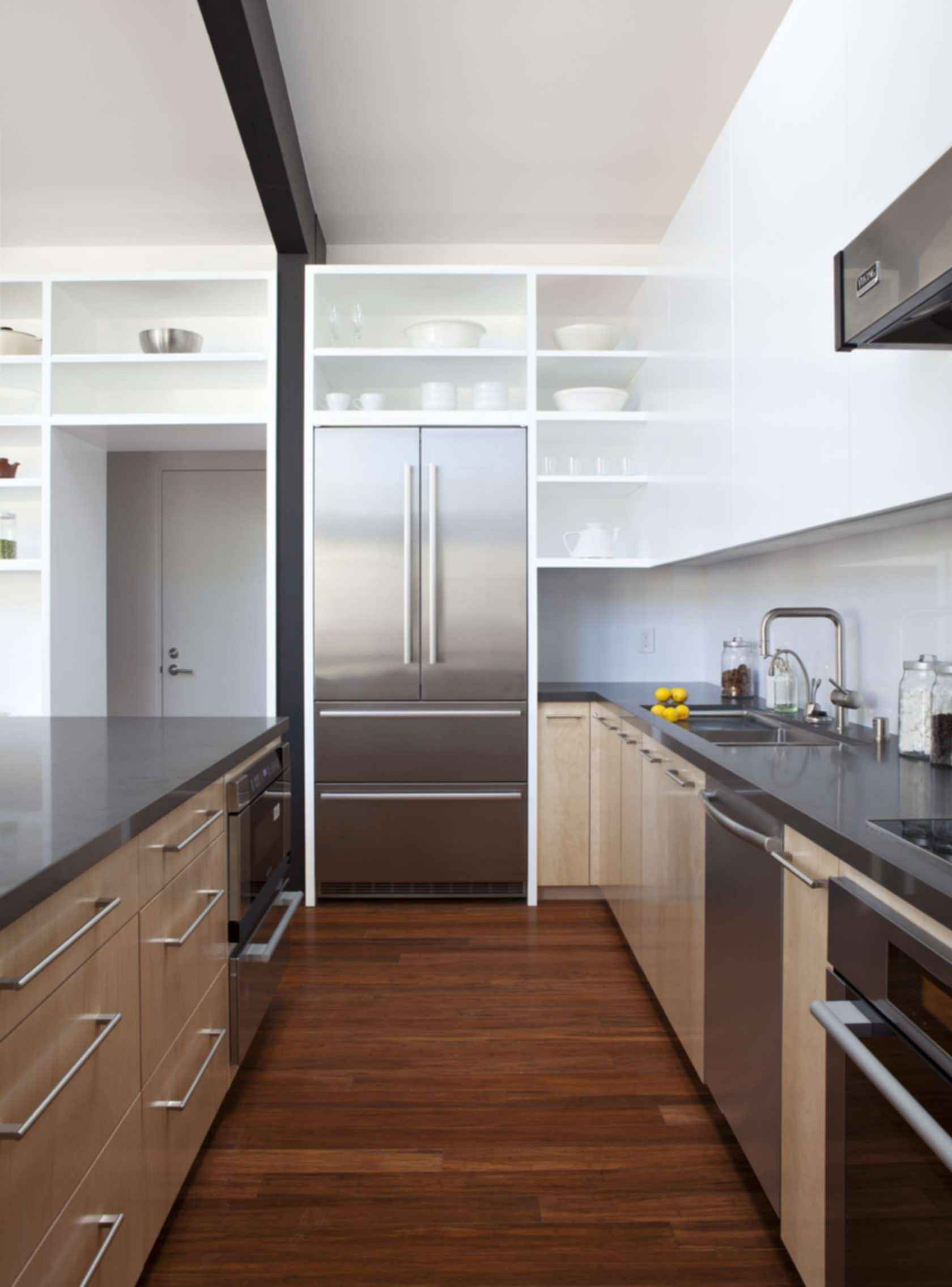 Net Zero Energy House - Interior/Kitchen