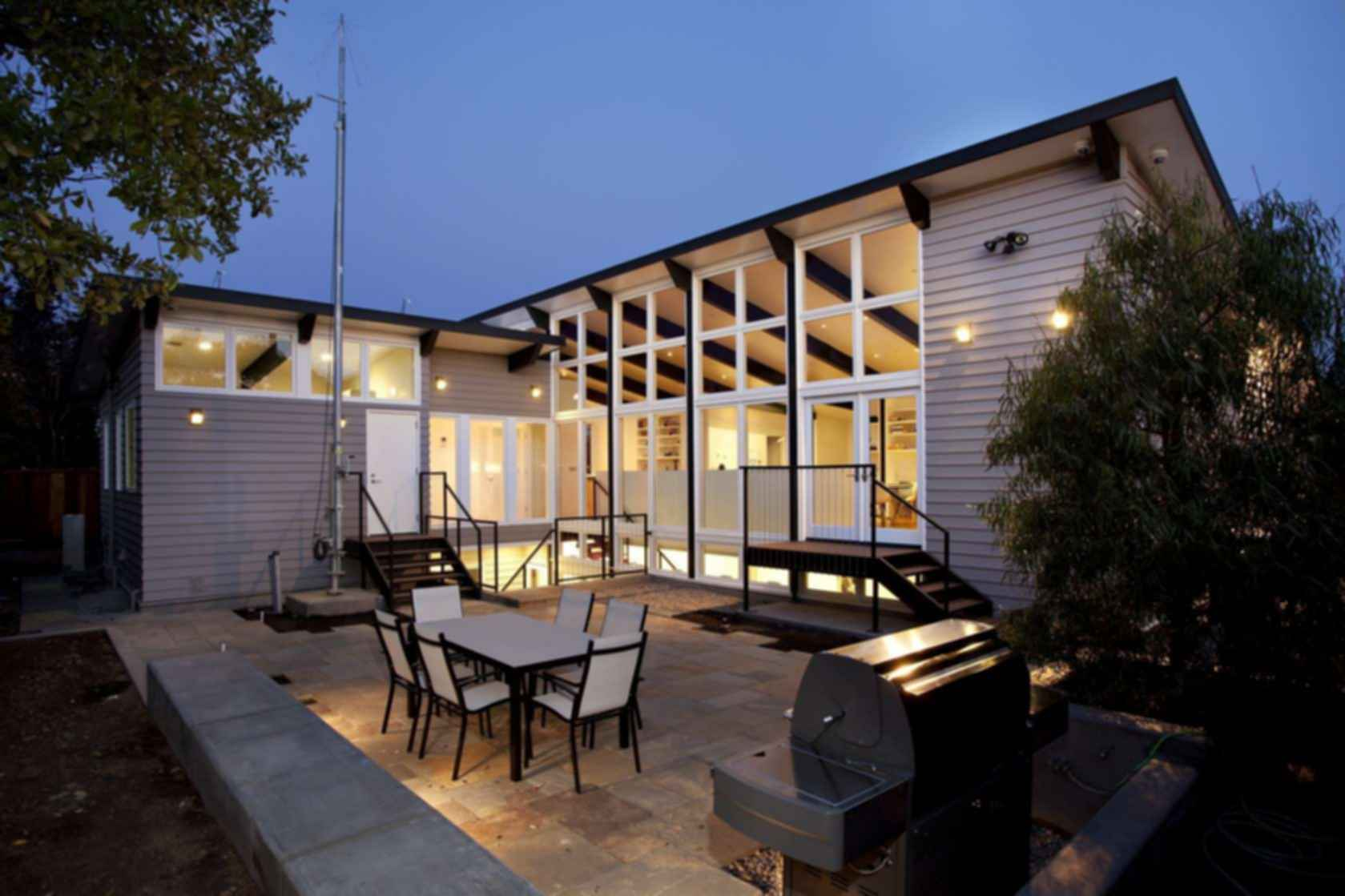 Net Zero Energy House - Exterior/Outdoor Area