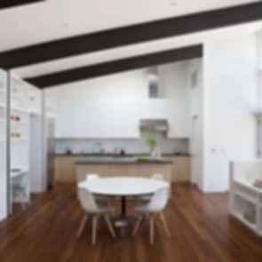 Net Zero Energy House - Interior