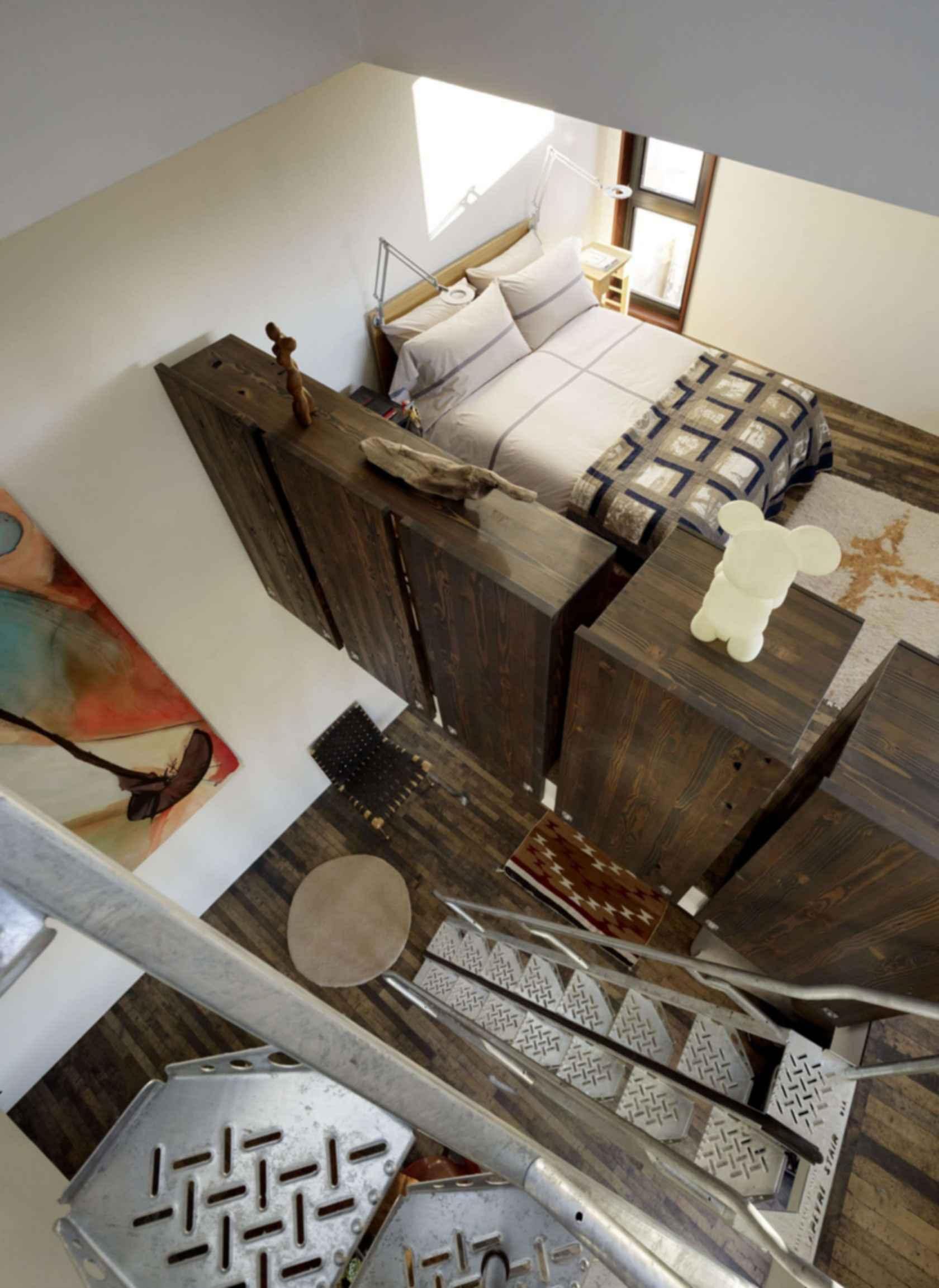 Zero Cottage - Interior Wood