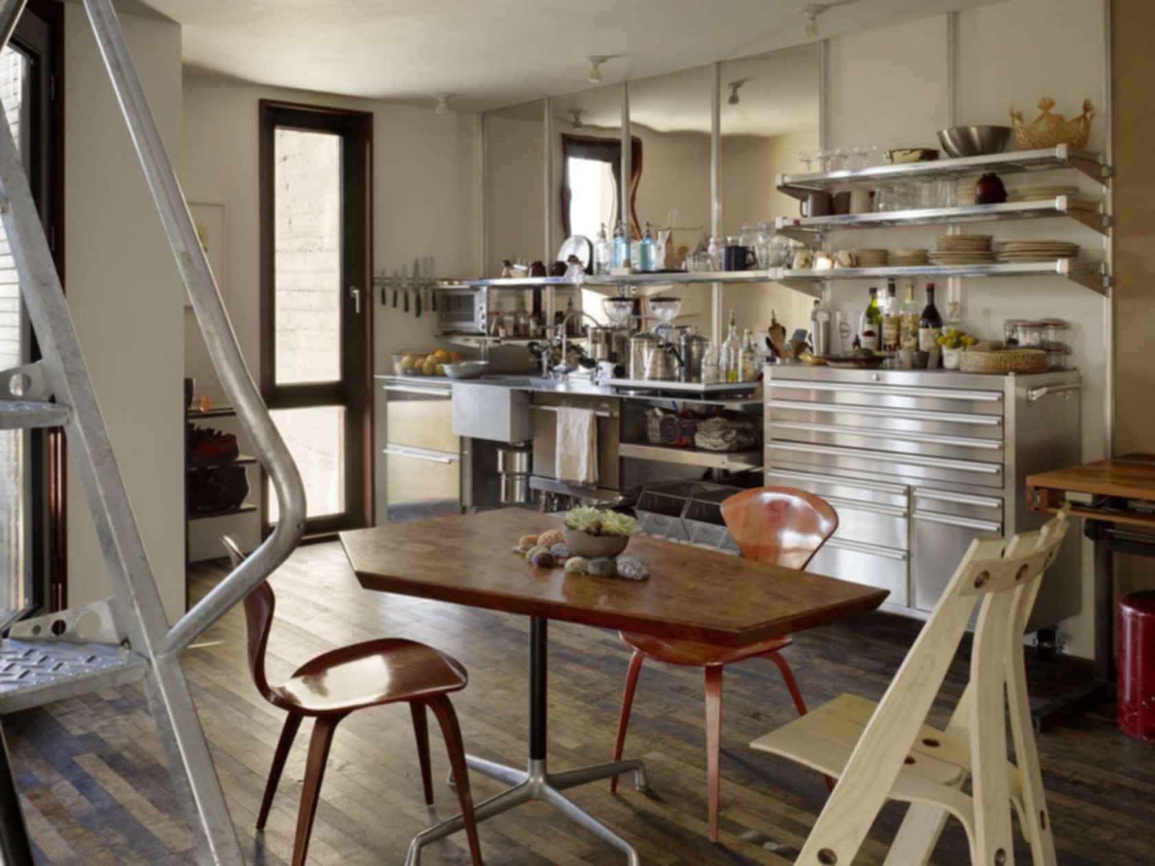 Zero Cottage - Interior/Kitchen
