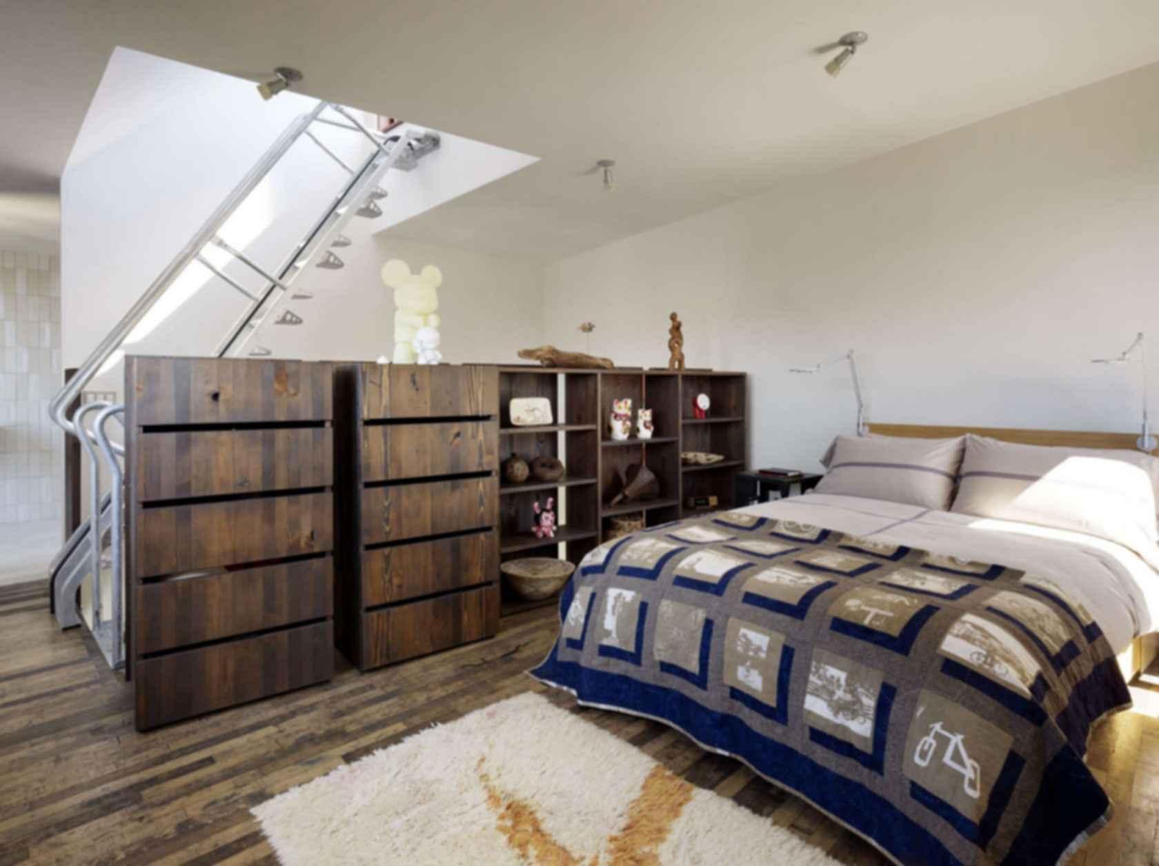 Zero Cottage - Interior/Bedroom