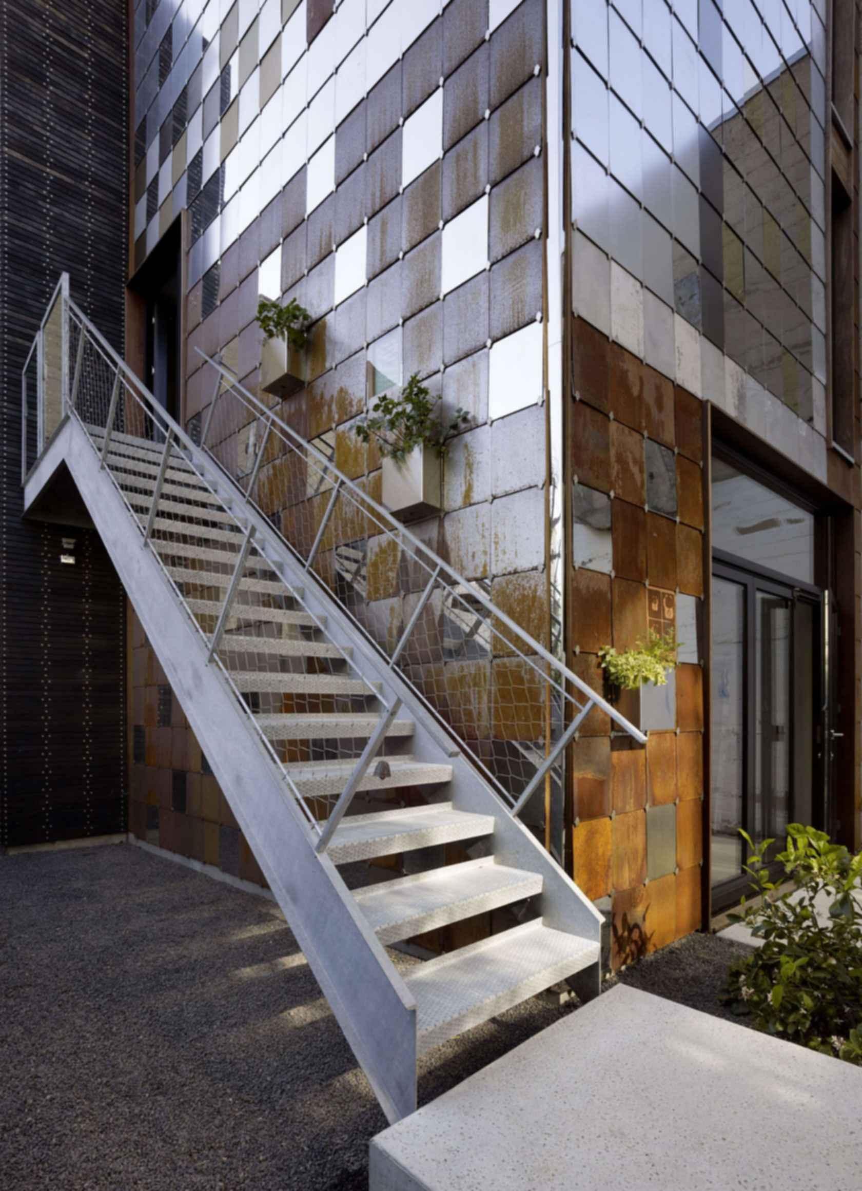 Zero Cottage - Exterior/Stairs