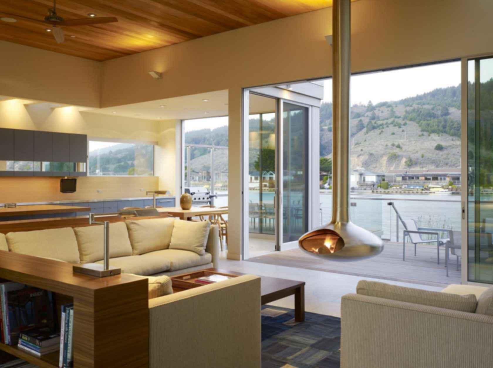 Seadrift Residence - Interior