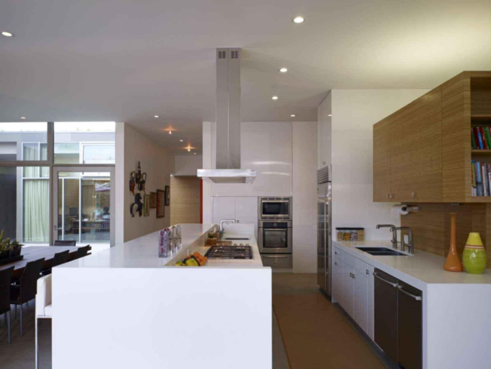 Ying Yang House - Kitchen