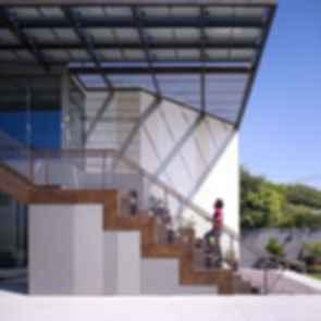 Ying Yang House - Exterior