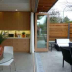 Net Zero Laneway House - Interior/Exterior