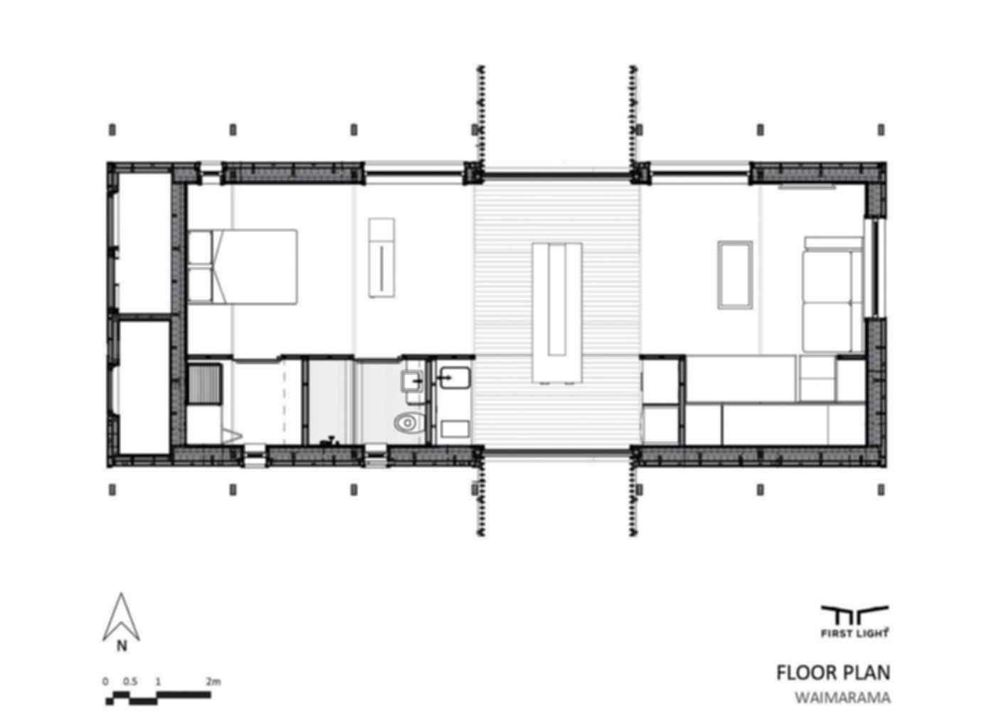 First Light House - Floor Plan