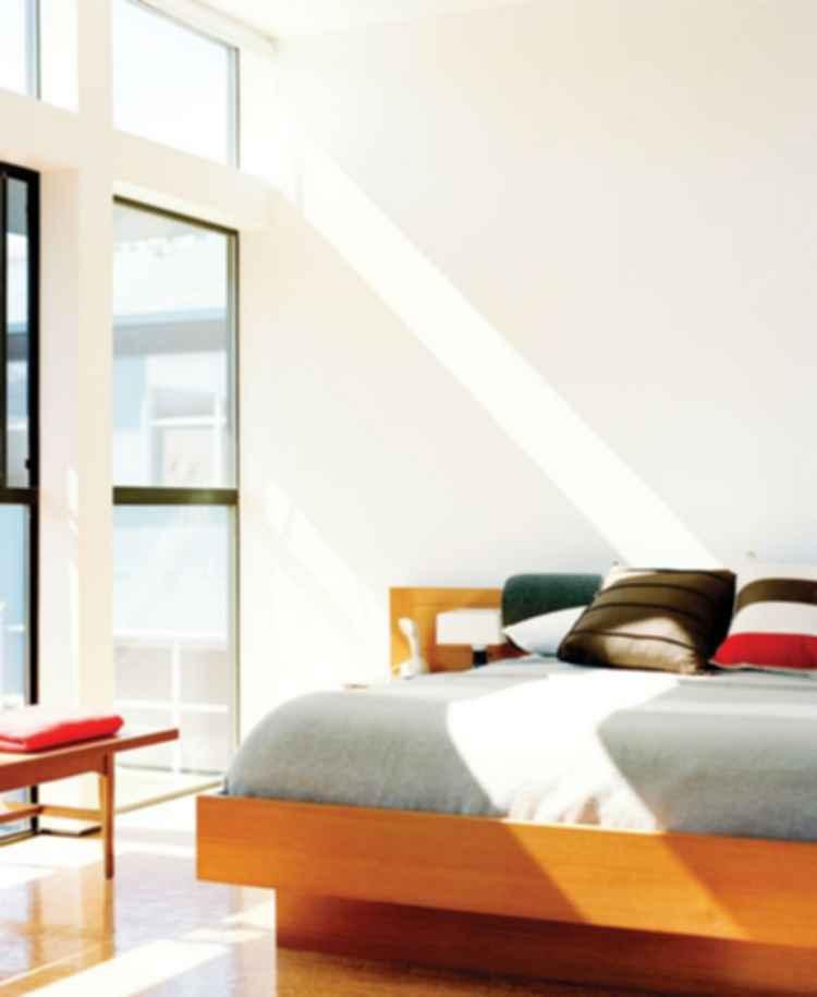Simpatico Prototype - Interior/Bedroom