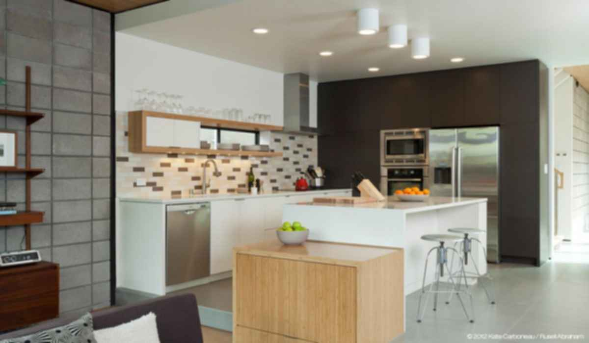 Simpatico Prototype - Interior/Kitchen