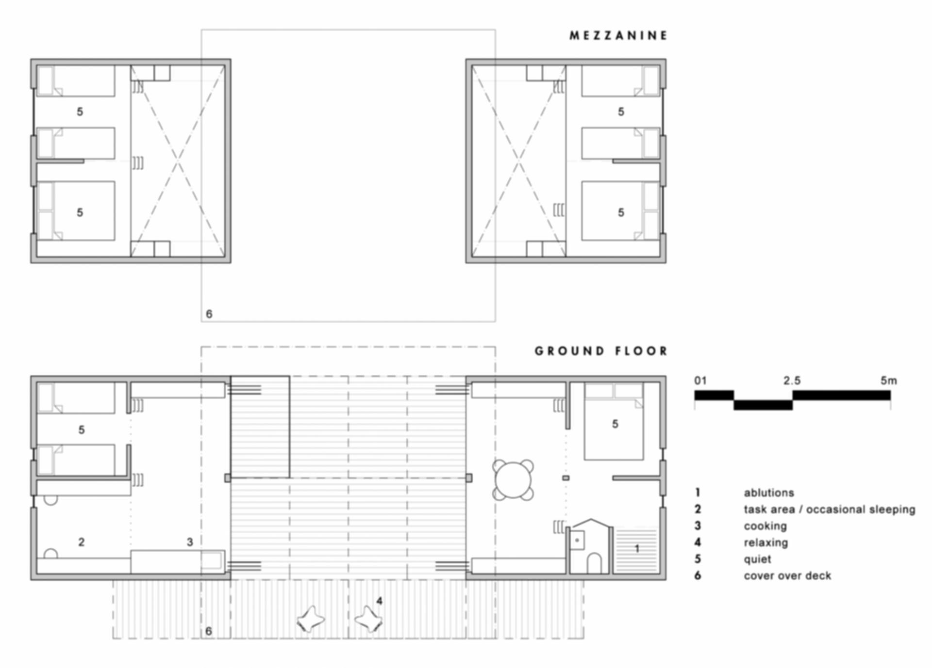 POD-Idladla - Floor Plan