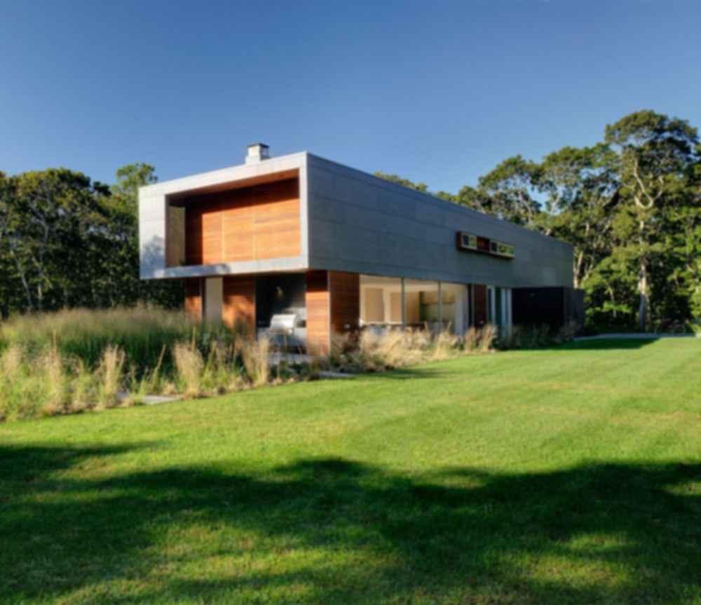 Pryor Residence - Exterior/Grass