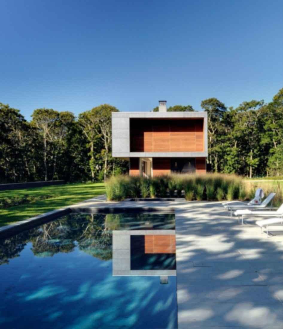 Pryor Residence - Exterior/Pool