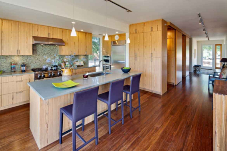 Breeze House - Kitchen