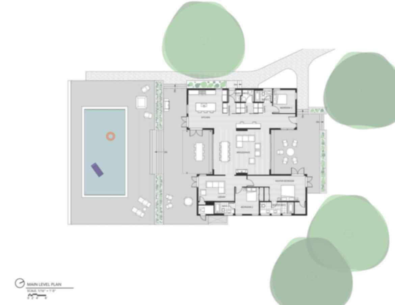 Breeze House - Floor Plan