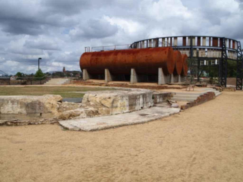 Ballast Point Park - Open Area