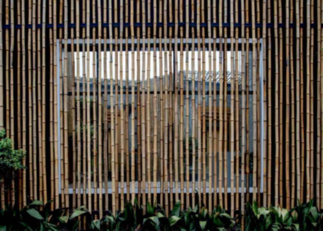 Zen-Filled Tea House - Windows