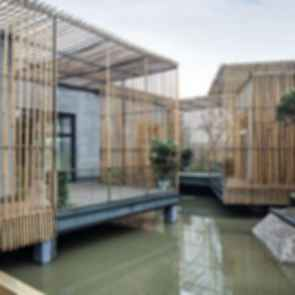 Zen-Filled Tea House - Exterior/Decking