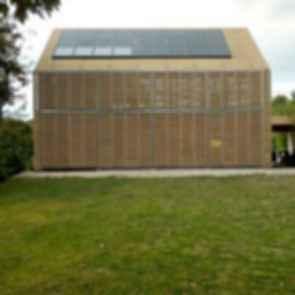 Passive House - Exterior