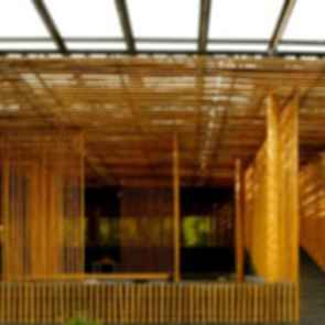 Great Bamboo Wall - Exterior/Open Space