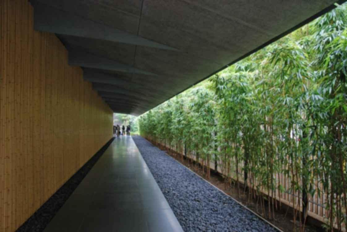 Great Bamboo Wall - Walkway