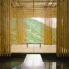Great Bamboo Wall - Interior