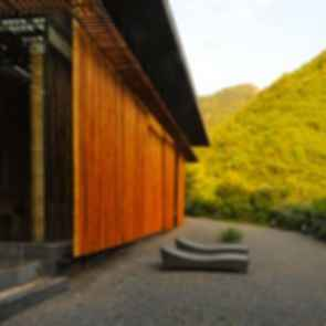 Great Bamboo Wall - Exterior