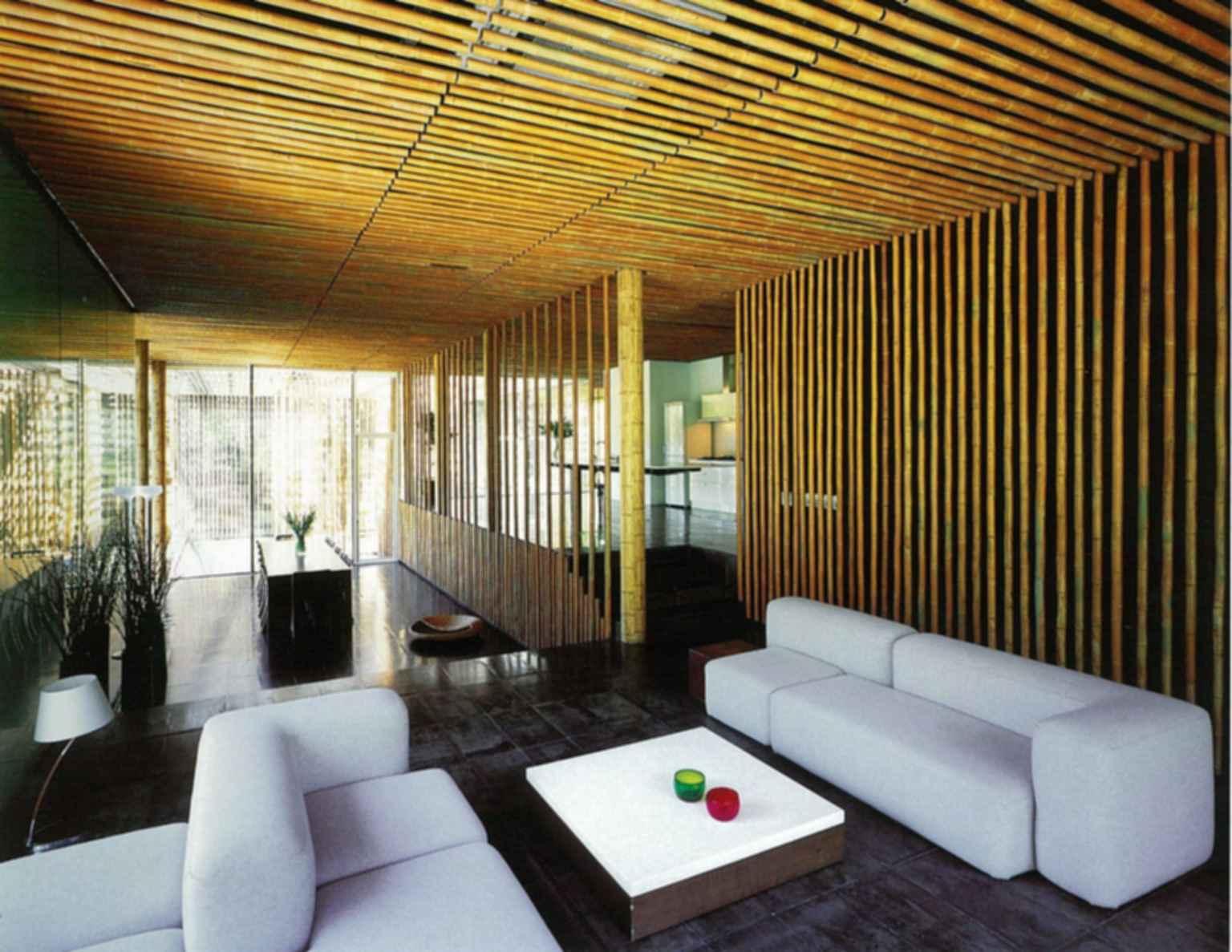 Great Bamboo Wall - Interior/Lounge