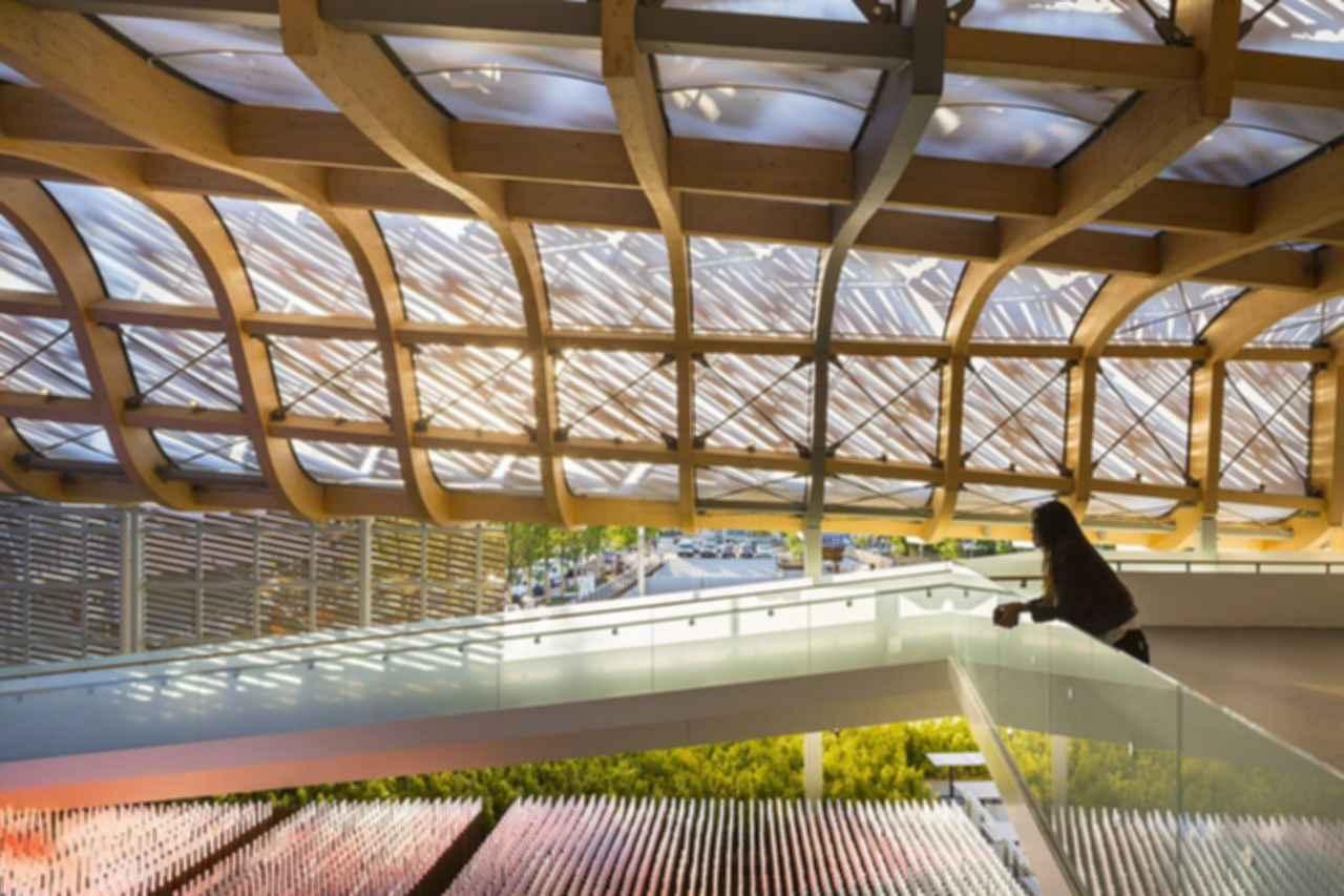 Land of Hope:China Pavilion - Interior