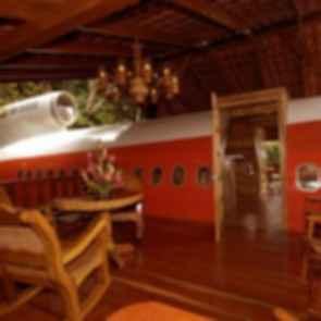 Costa Verde Airplane Hotel - Interior