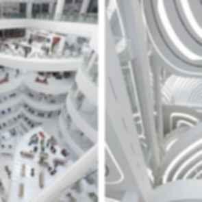 The Galleria CenterCity Facade - Interior