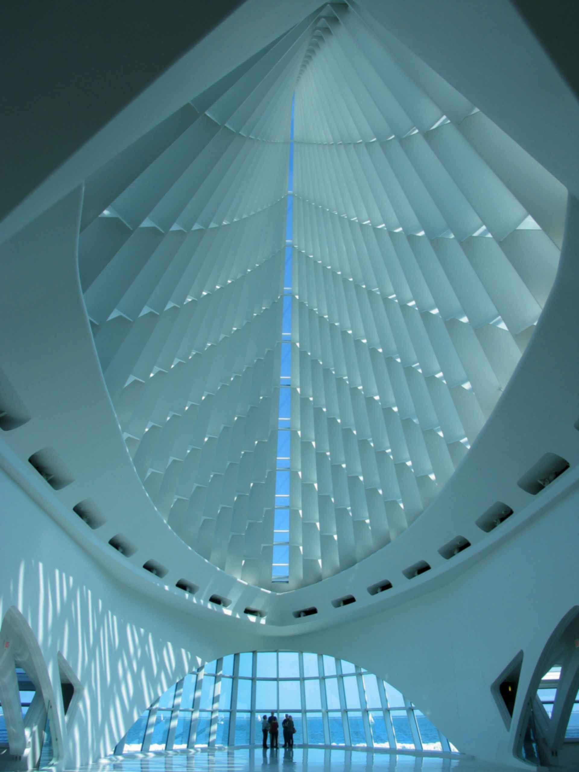 Milwaukee Art Museum - Interior