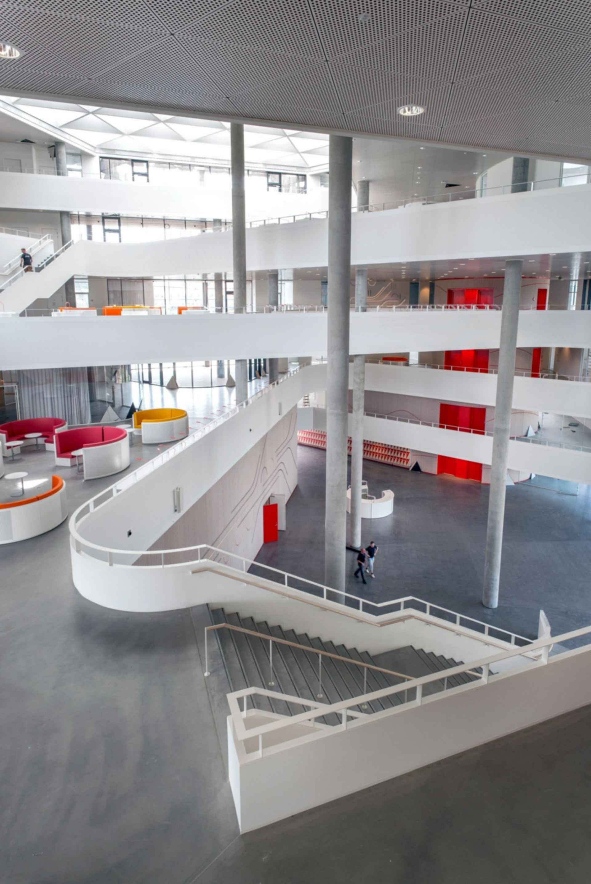 Kolding Campus, University of Southern Denmark - Interior