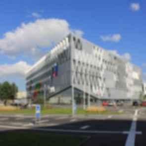 Kolding Campus, University of Southern Denmark - Exterior