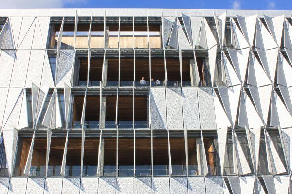 Kolding Campus University Of Southern Denmark Exterior