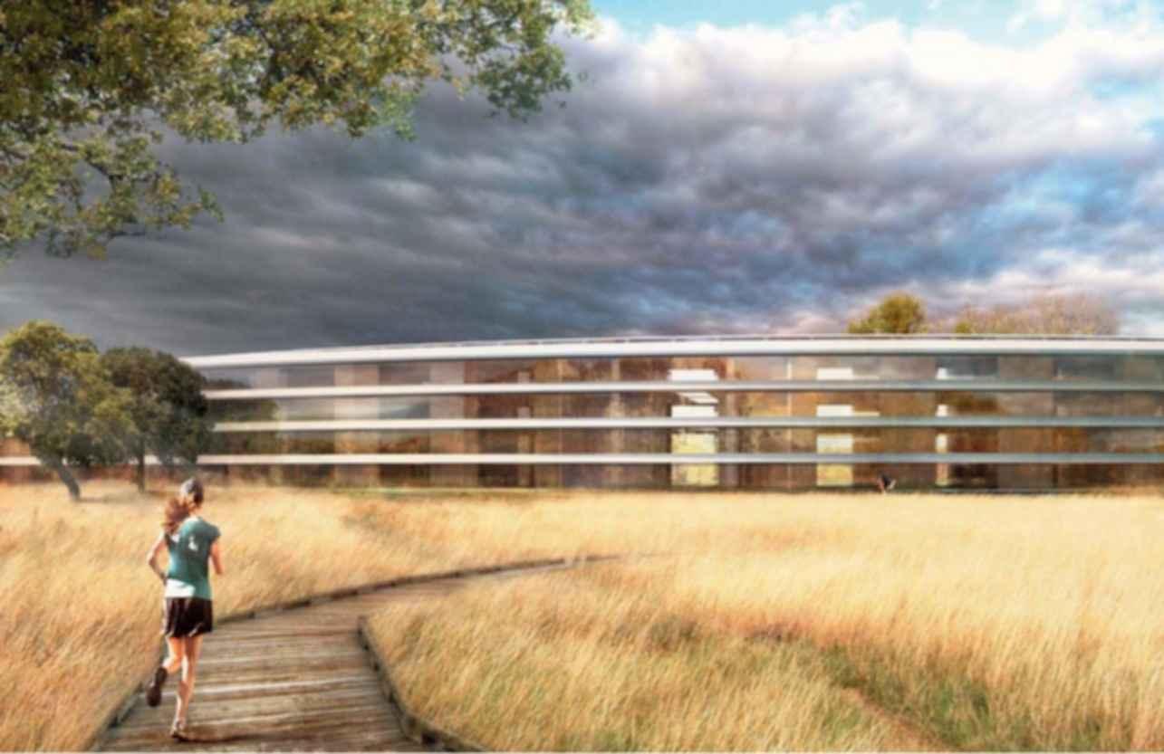 Apple Campus - Concept Design