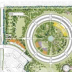 Apple Campus - Site Plan