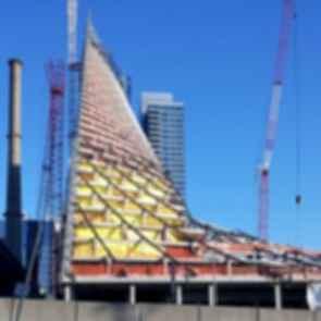 Via 57 West - Construction