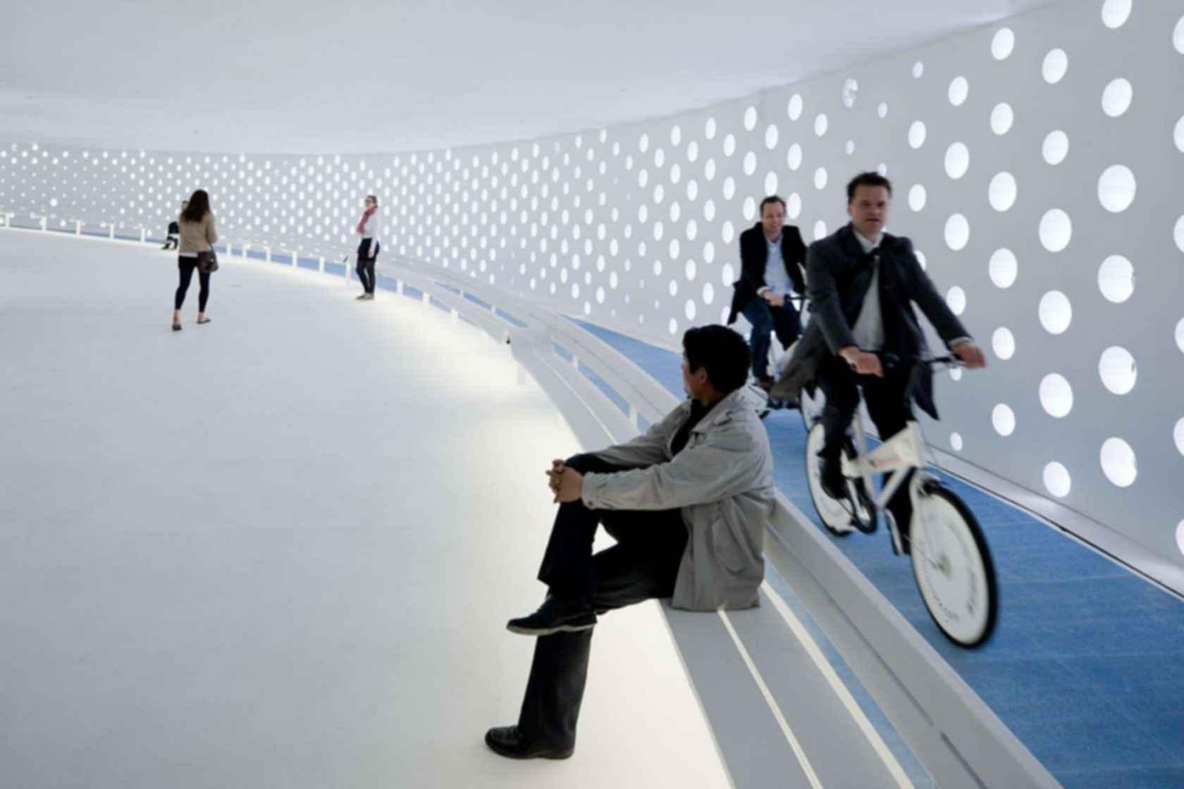 Denmark Pavilion - Shanghai Expo 2010 - Interior Spiral